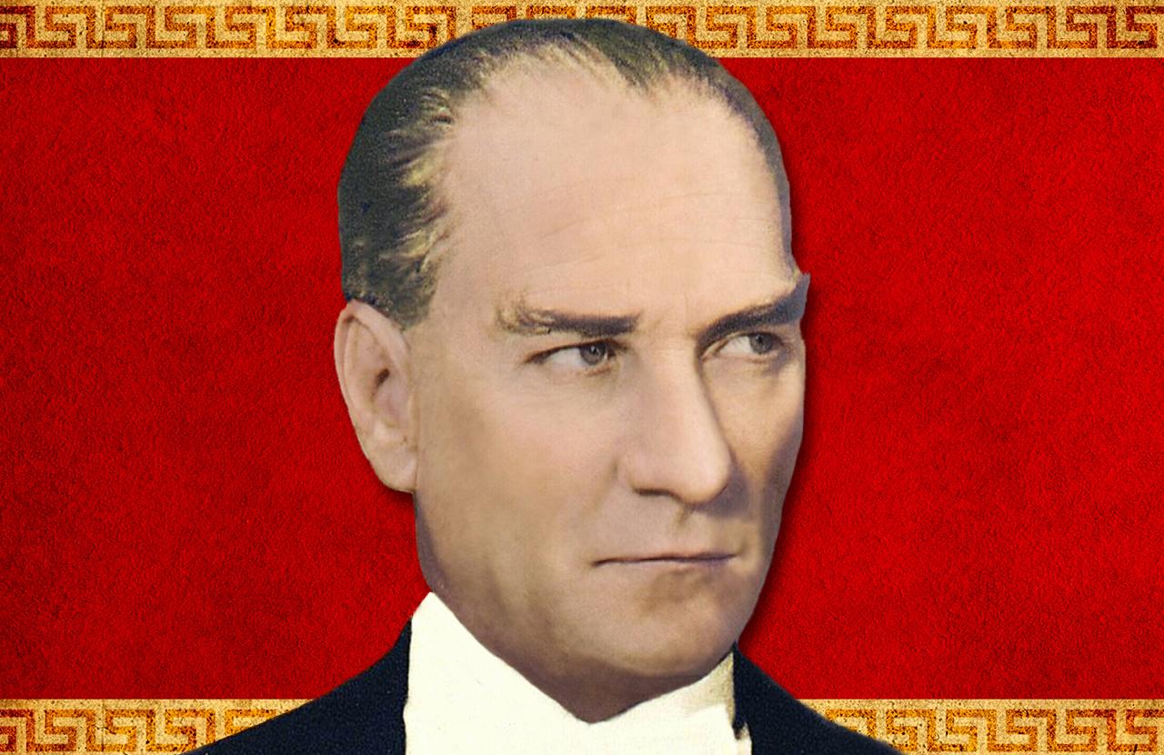 Asker Atatürk | Adnan Oktar: Sevgiyle, barışla ...