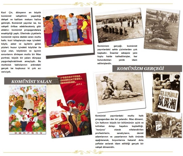 cin komunizm mao pkk kurdistan adnan oktar