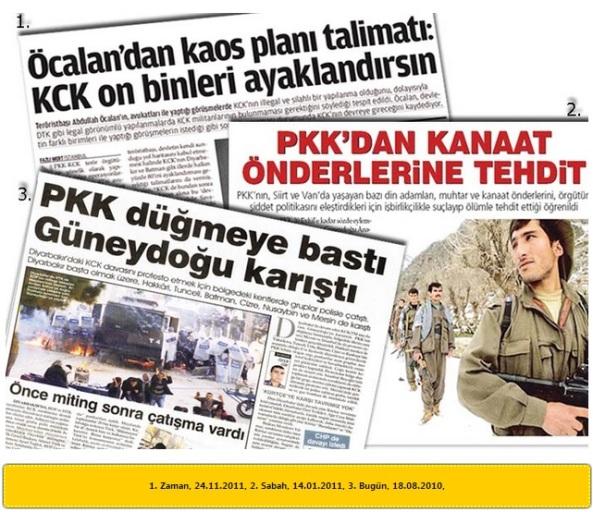 pkk abdullah ocalan gazete kupurleri adnan oktar komunizm kurdistan