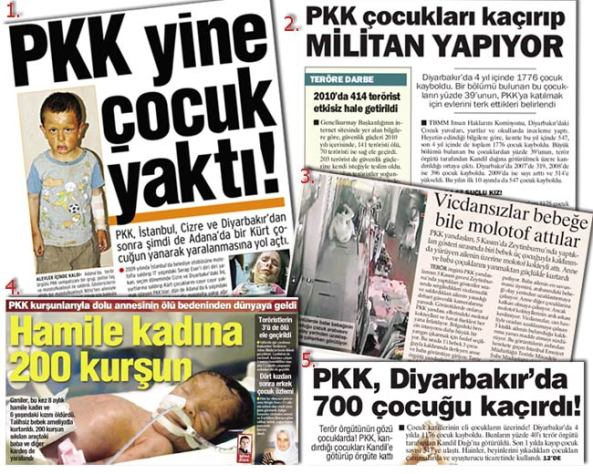 pkk cocuk katili bebek katili apo abdullah ocalan komunist