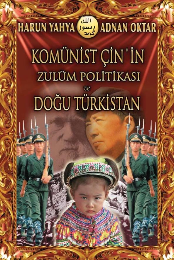 komunist cin dogu turkistan recep tayyip erdogan akp ak parti adnan oktar