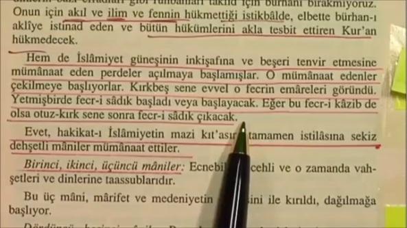 bediuzzaman said nursi fecri sadik mehdi hutbe-i samiye