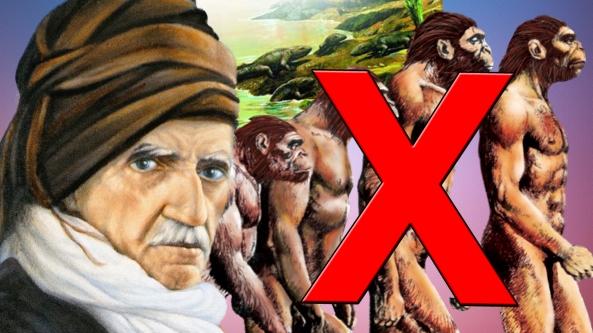 bediuzzaman said nursi evrim teorisi darwinizm adnan oktar