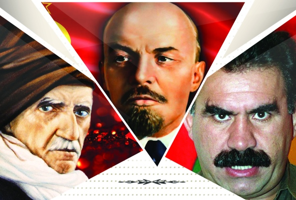 bediuzzaman said nursi hazretleri komunizm pkk abdullah ocalan kurt adnan oktar
